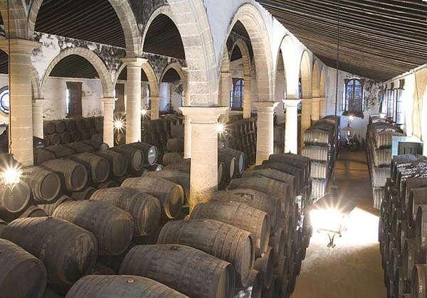 Bodegas en Jerez