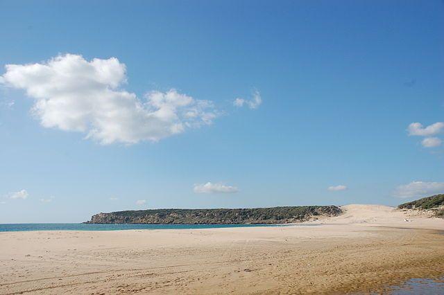 Playa de Bolonia de Cadiz