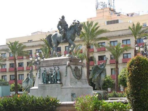 Plaza del Arenal, Jerez de la Frontera