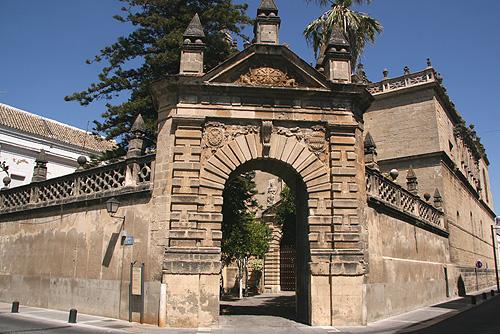 Iglesia de Santo Domingo, Sanlucar