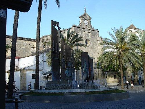 Iglesia de Santo Domingo en Jerez