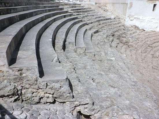 Teatro romano de Cadiz